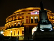 Kavéházi élet - Royal Albert Hall